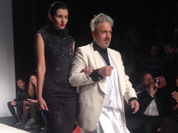 MQ Vienna Fashion Week 2014 letzter Tag: Bipone Couture Atelier und Dutch Design