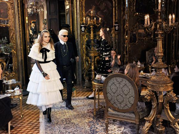 Trachten – Visionen von Karl Lagerfeld