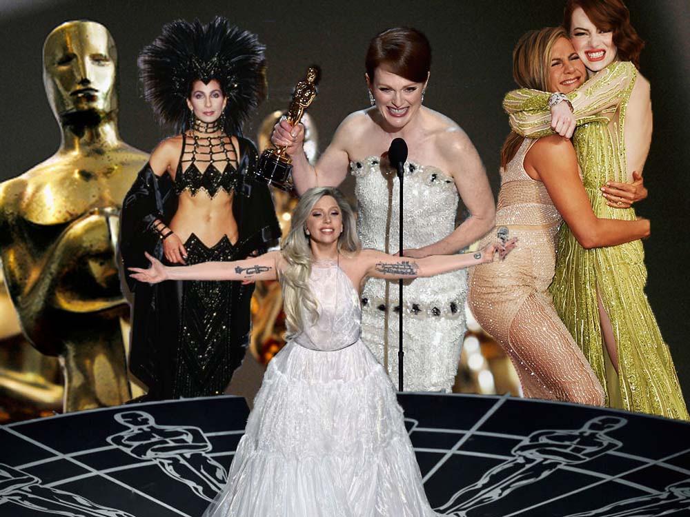 Oscars 2015: Die schönsten Kleider