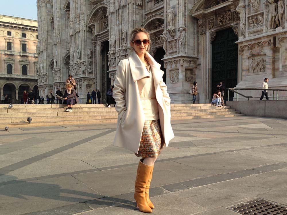 Journey to Milan