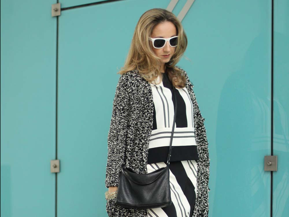 Outfit: Stripes Art