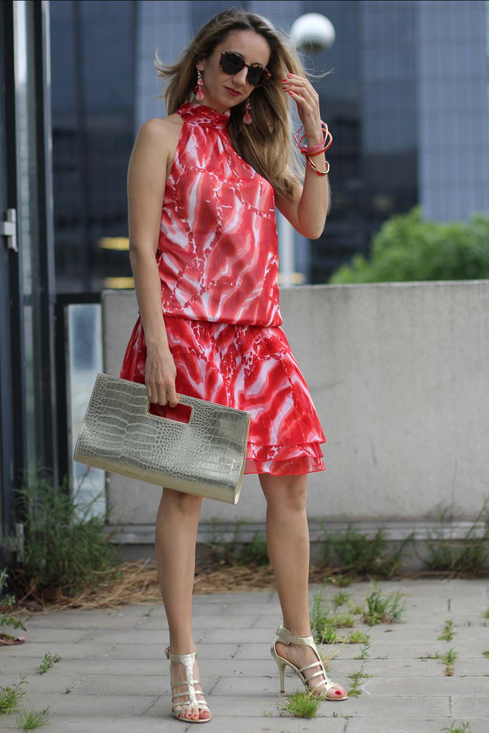Outfit: My bonprix Summer Dress - Colour Club