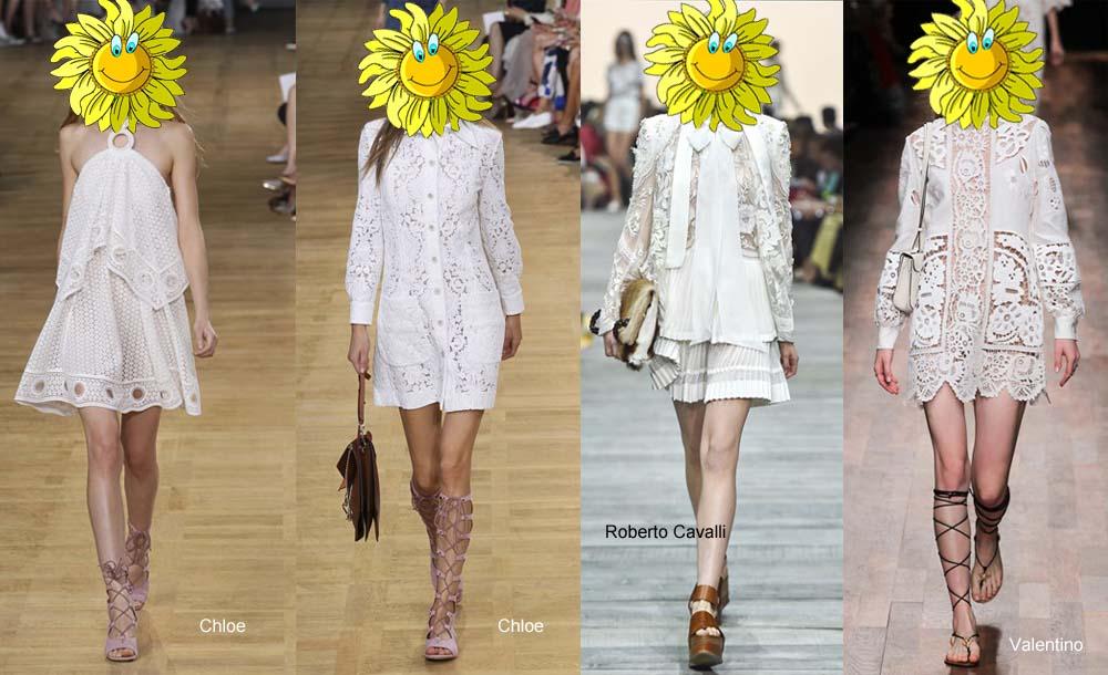 Trend: Sinnliches Weiß