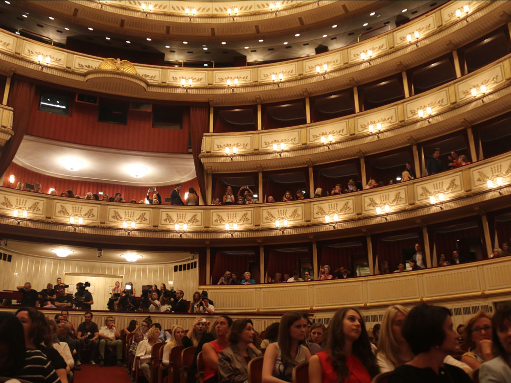 Fashion Entrée 2015 – Vienna Opera