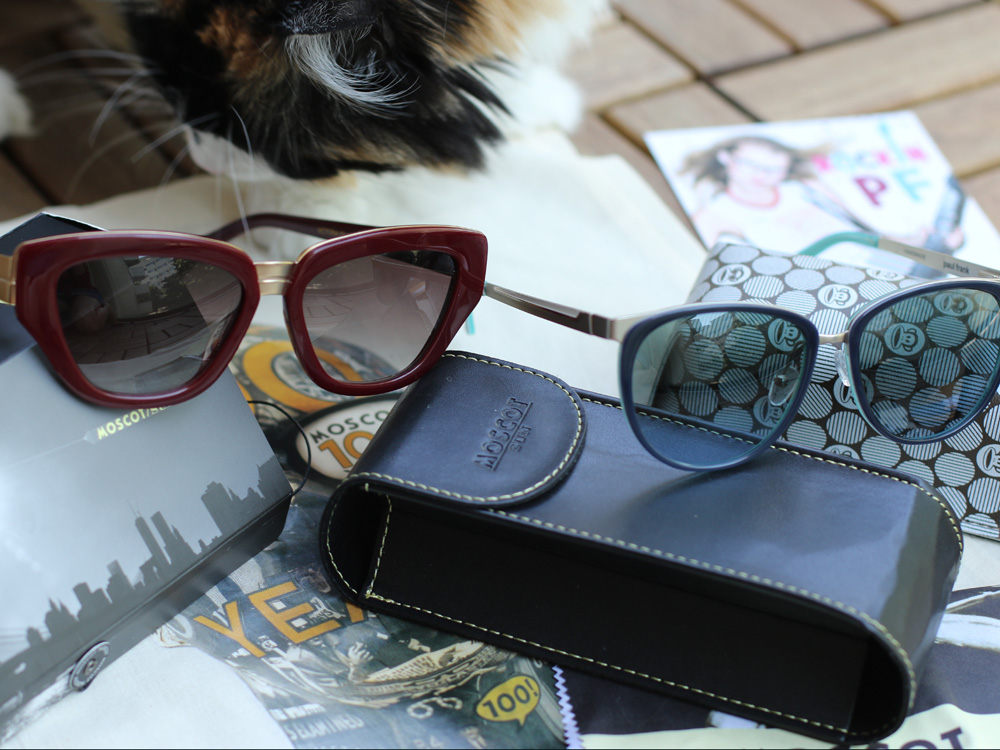 Giveaway Sunglasses: MOSCOT & Paul Frank
