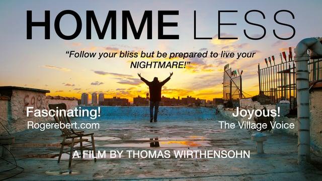 Homme less – diesen Film muss man gesehen haben