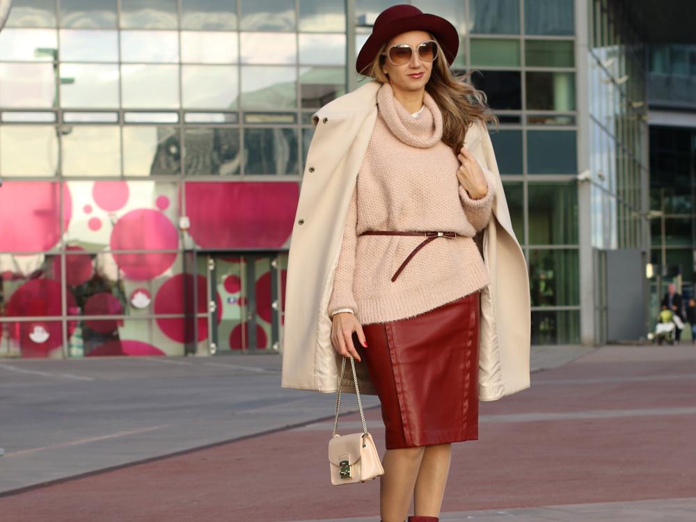 Outfit: Fashionkarussell – Rollkragenpullover – 8 Styles von 8 Bloggerinnen