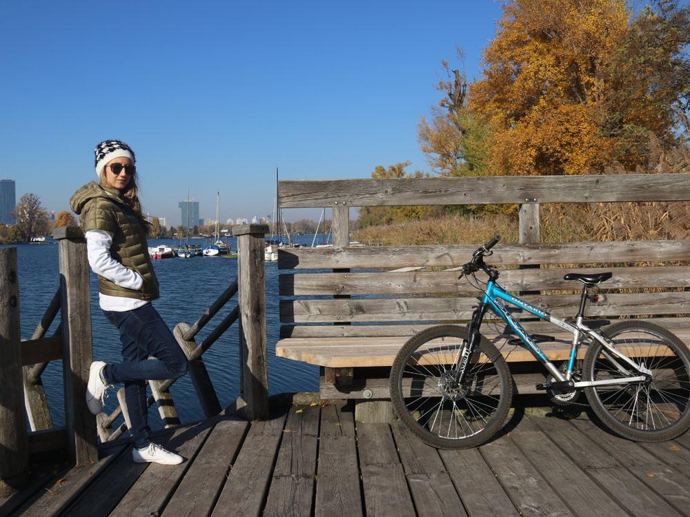 Outfit: Mein Fahrrad und ich – modisch im Alltag