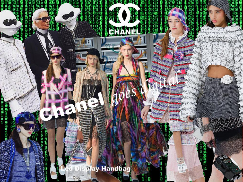 Chanels World Wide Web und die Kunst der Kreativität