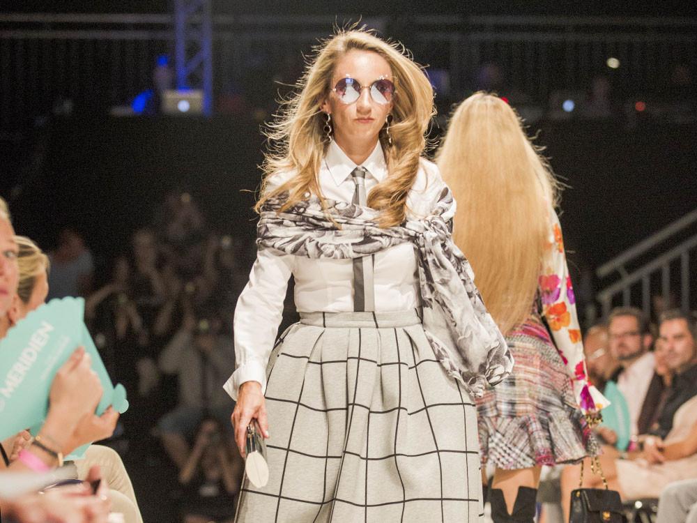 Mein persönlicher Auftritt auf der Vienna Fashion Week