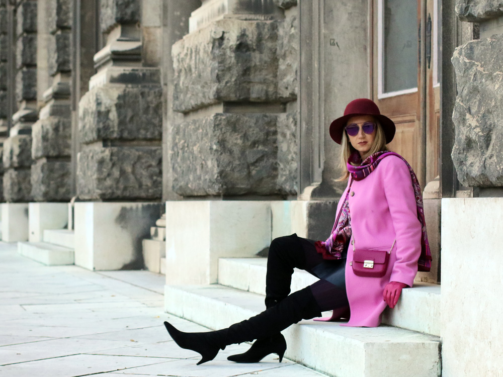 colourclub-outfit-pink-coat-over-the-knee-boots-furla-bag-dior-so-real-sunnglasses5