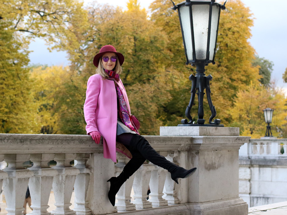 colourclub-outfit-pink-coat-over-the-knee-boots-furla-bag-dior-so-real-sunnglasses6
