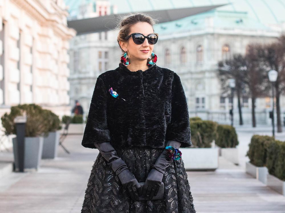 Alles Walzer – mein Outfit für eine rauschende Ballnacht