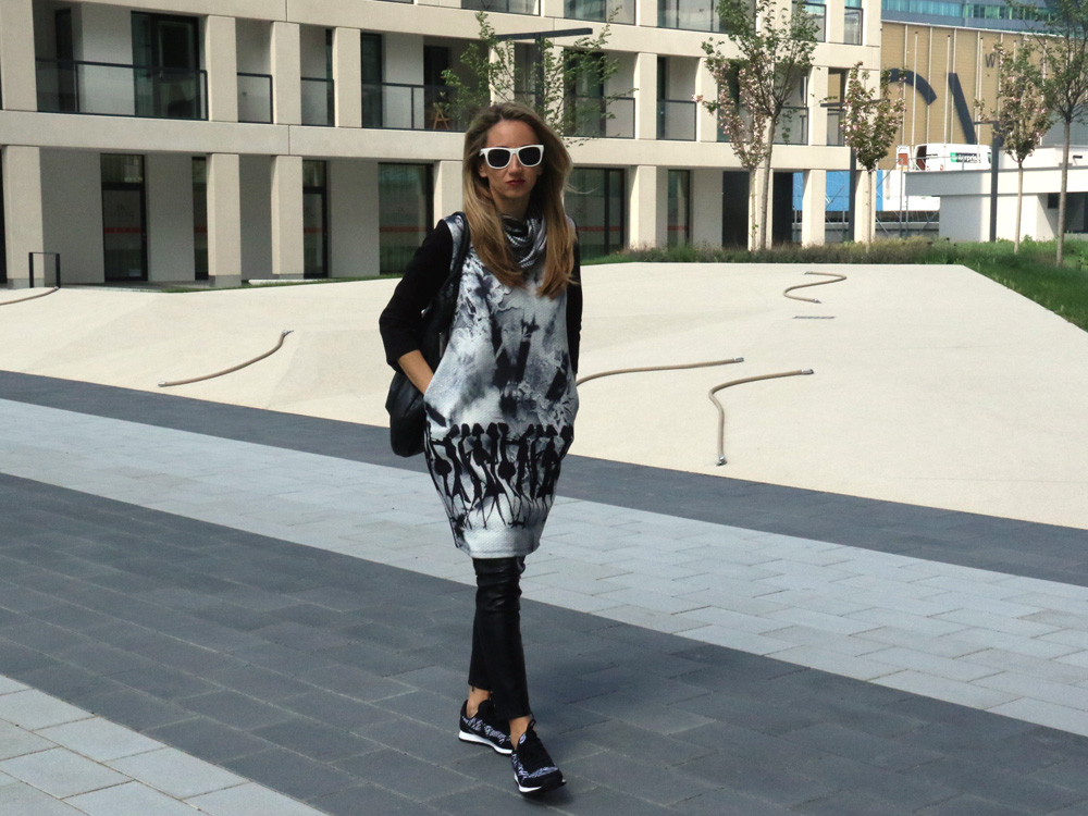colourclub-fashionblog-outfit-dress-over-pants-black-and-white
