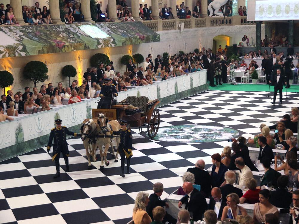 Spanische Hofreitschule, Fete Imperiale Wien 2017