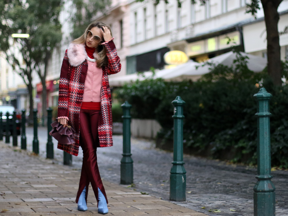 colourclub-fashionblog-wenz-coat-check-pattern-zara-bag-mango-boots-3