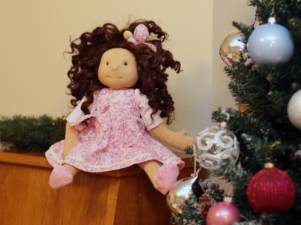 Ciao Bimba Puppe, Waldorfpuppe