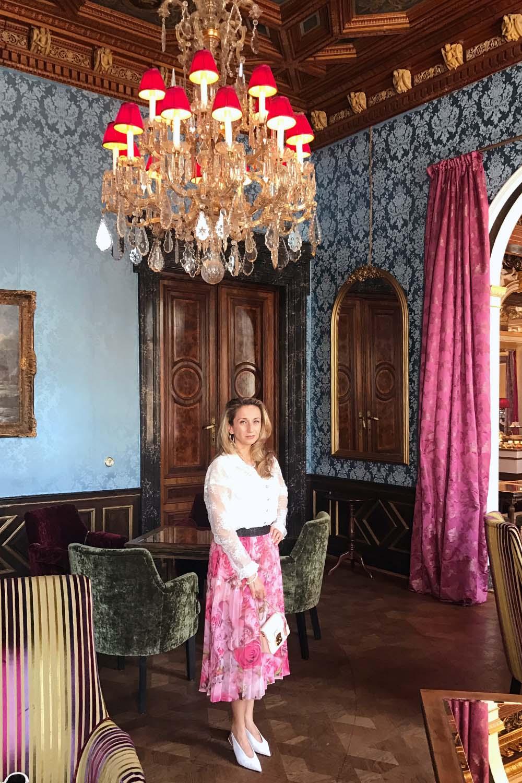 ColourClub,  Gerstner gerstner Konditorei, Palace Wien
