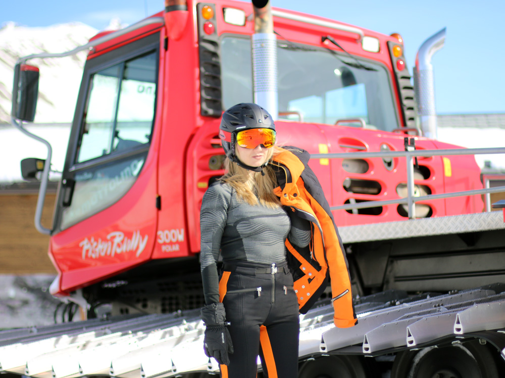 Odlo Funktionsunterwäsche, Ski Outfit - Toni Sailer.