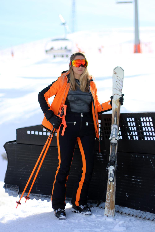 Skijacke - Tony Seiler